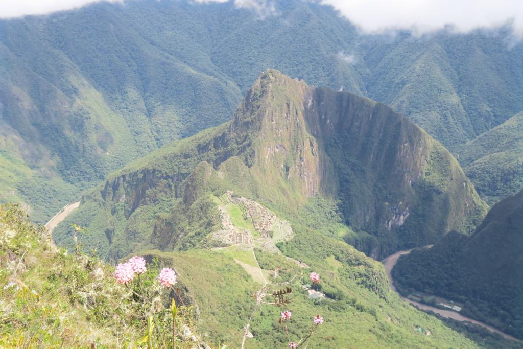 マチュピチュ山