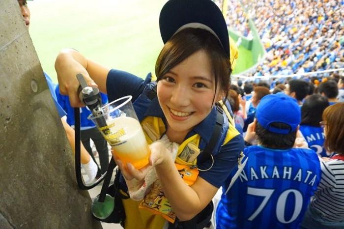 ビール売り子3