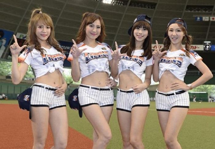 統一セブンイレブンライオンズ【Uni Girls】