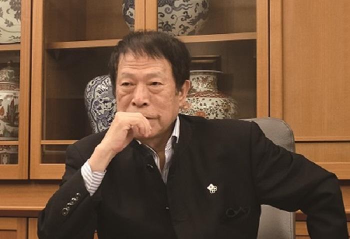 アパグループ代表・元谷外志雄